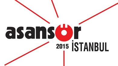 Lift Exhibition 2015 Istanbul.