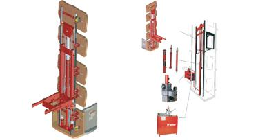 Hydraulic Lifts Systems