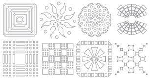 Types of Ceiling.