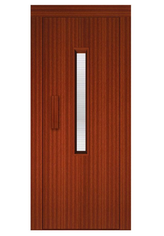 009 - Special Elevator Door  sc 1 st  Global Partner Elevator & Special Elevator Door Wood Covering