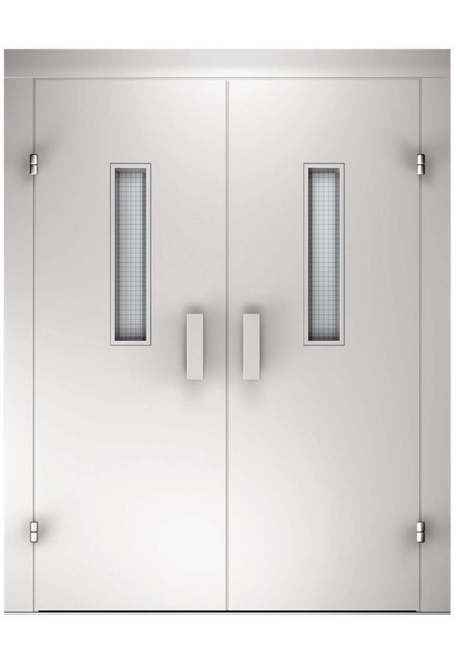 013 - Freight Elevator Door  sc 1 st  Global Partner Elevator & Freight Elevator Door Hairline Stainless Steel pezcame.com