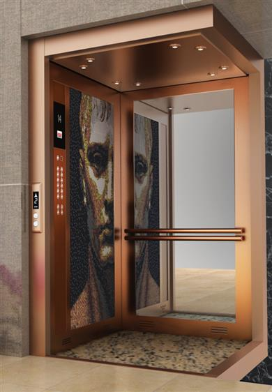 Elevator Cabin - FACE to FACE.