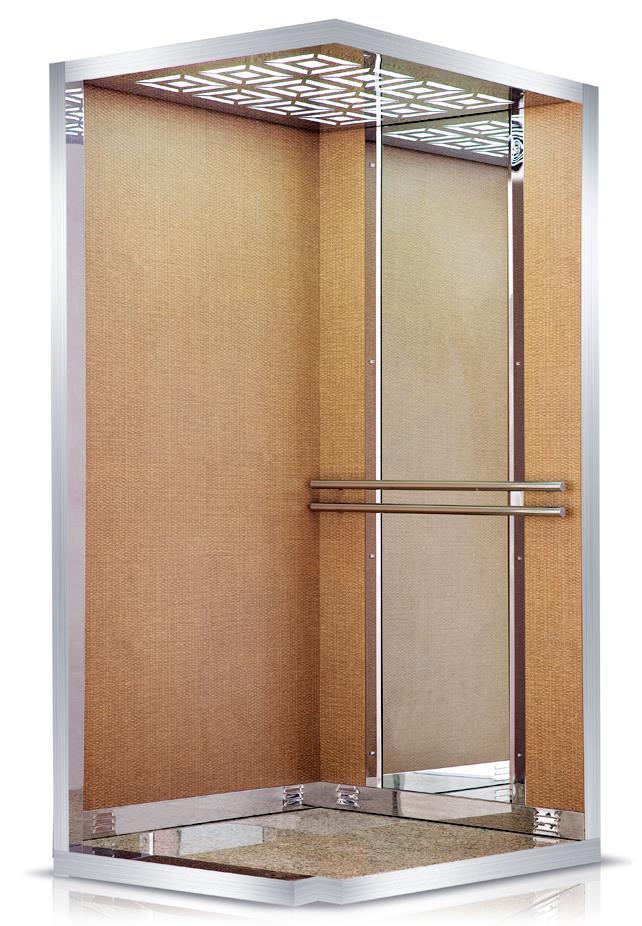 cabine d 39 ascenseur bagan. Black Bedroom Furniture Sets. Home Design Ideas