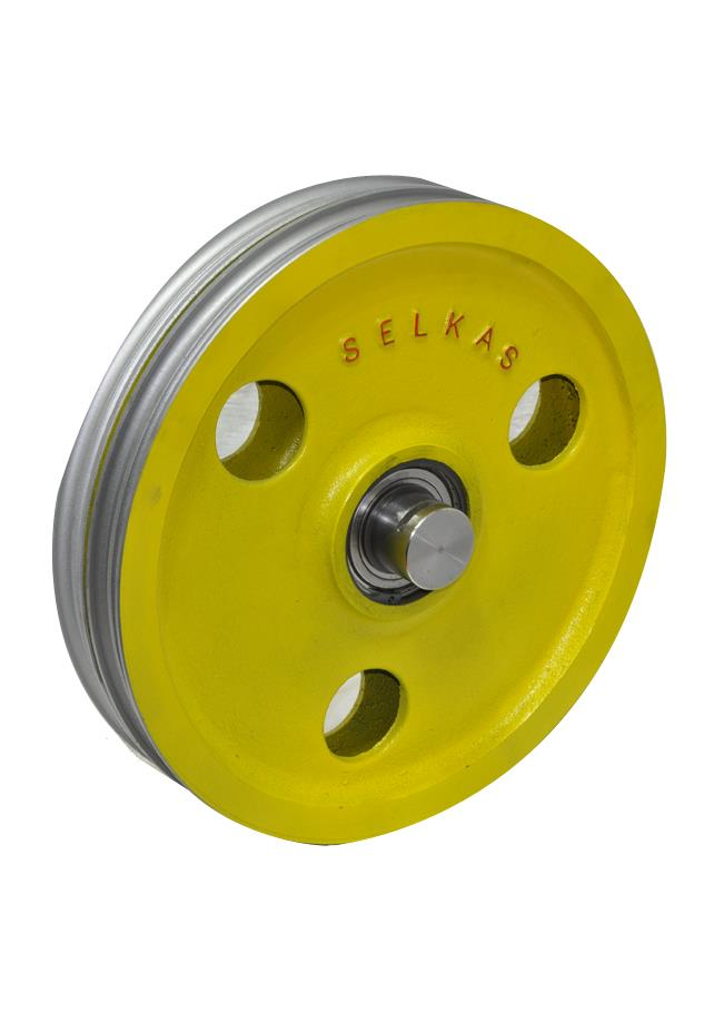 Hydraulic Lift Pulleys