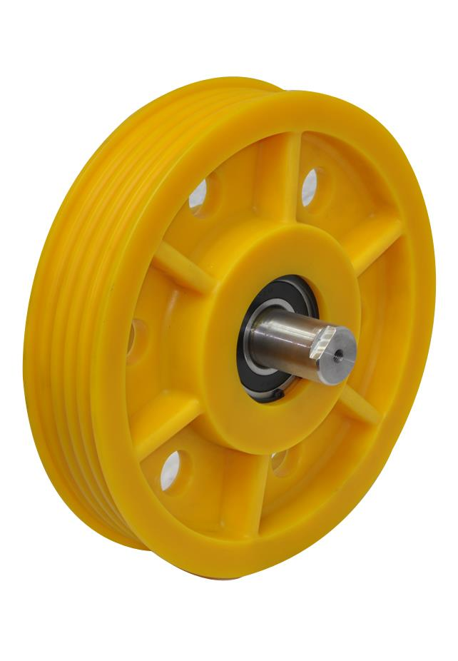 Plastic Elevator Pulley