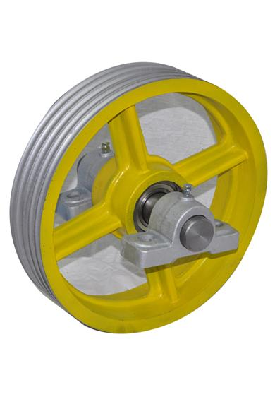 Deflection Pulley