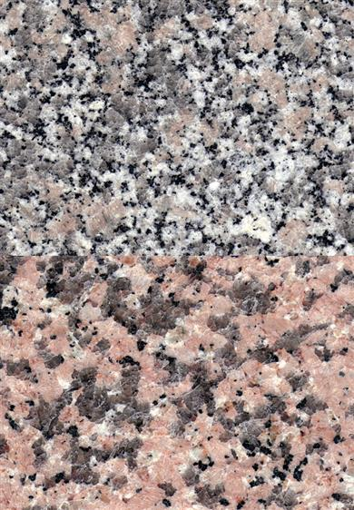 Standart Granite Floor Types
