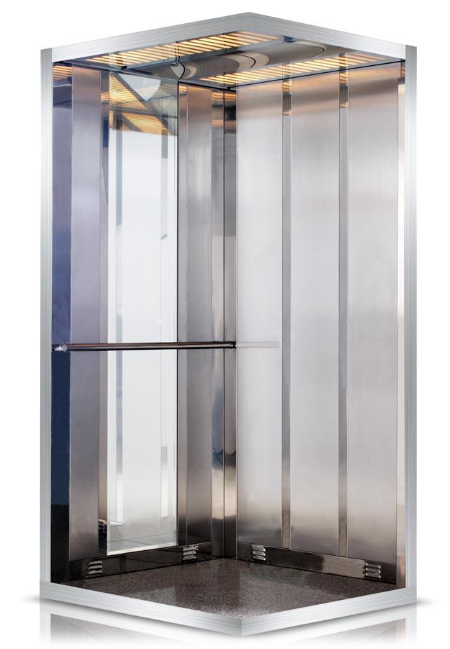 cabine d ascenseur valley. Black Bedroom Furniture Sets. Home Design Ideas